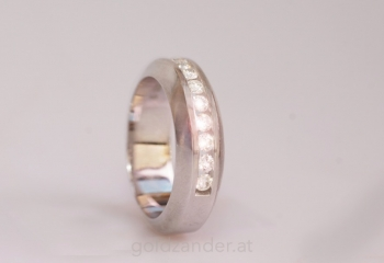 Ring, bellaluce, Brillantring,