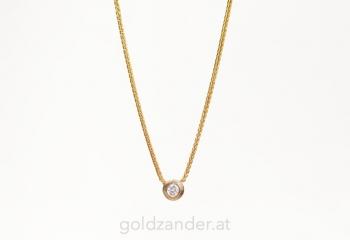 Solitaire, brillant, diamant, weißgold, graz, schmuck