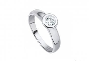 Ring, Solitaire, Juwelier, Bellaluce, Giloy, Brillanten, Trauring, Verlobungsring, Antragsring