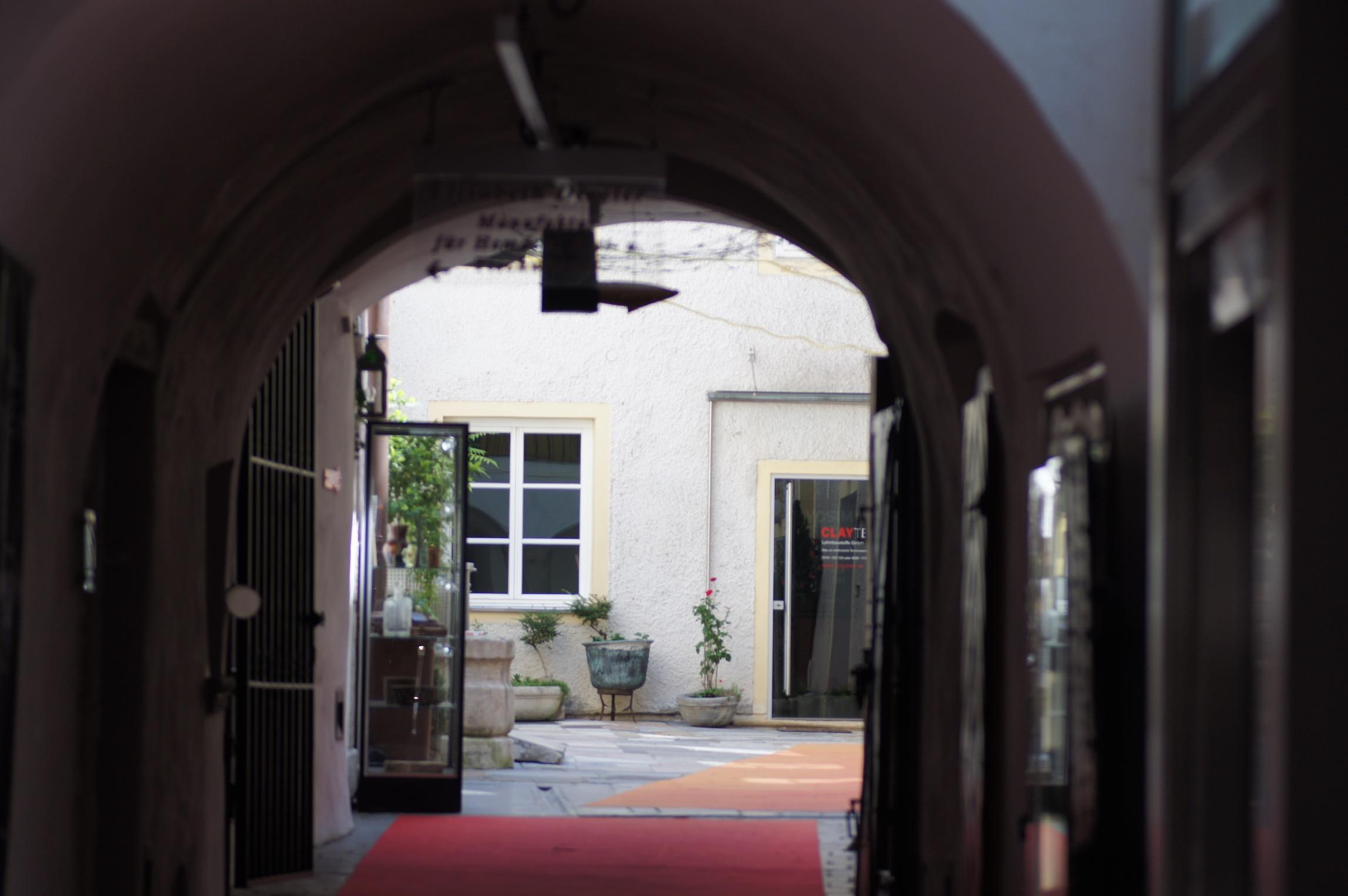 Passage im Zanderhof Graz