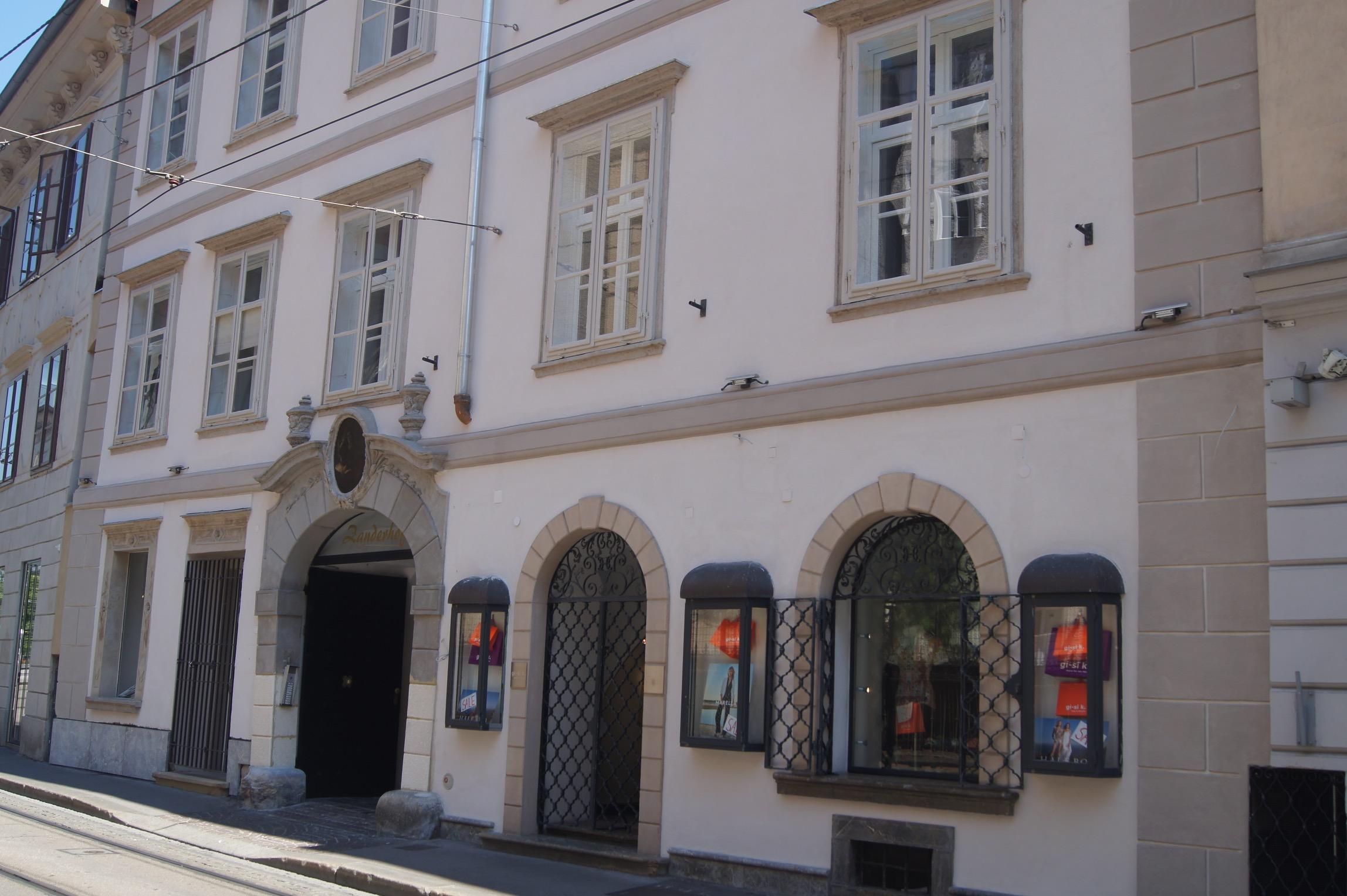 Zanderhof Sackstraße 26