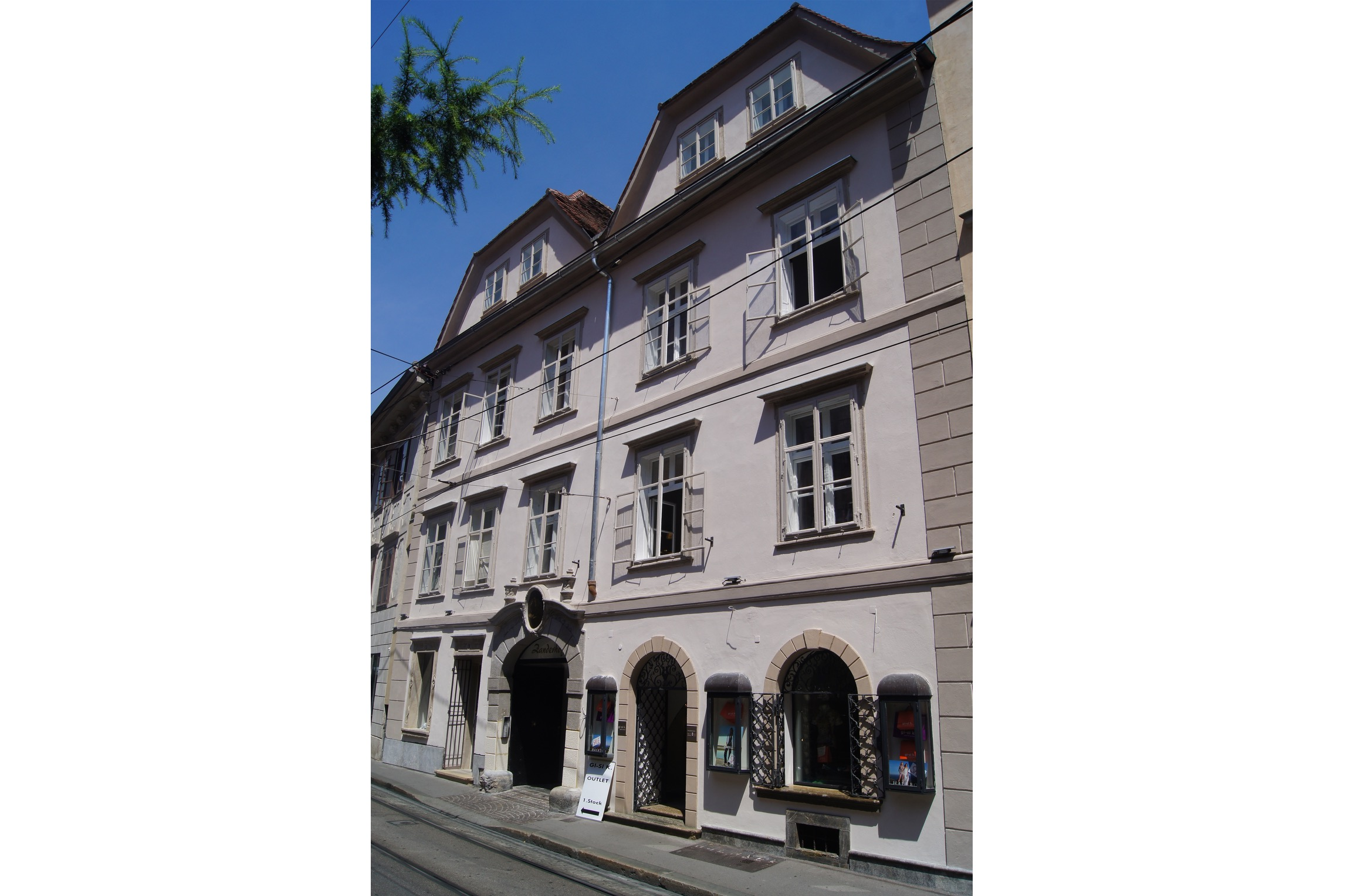 Zanderhof Graz